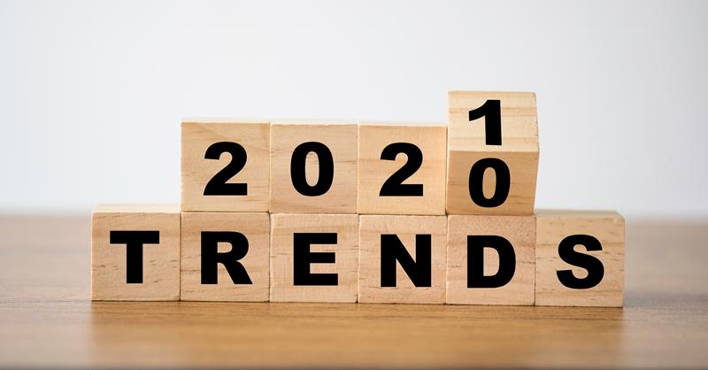 2021 sales trends