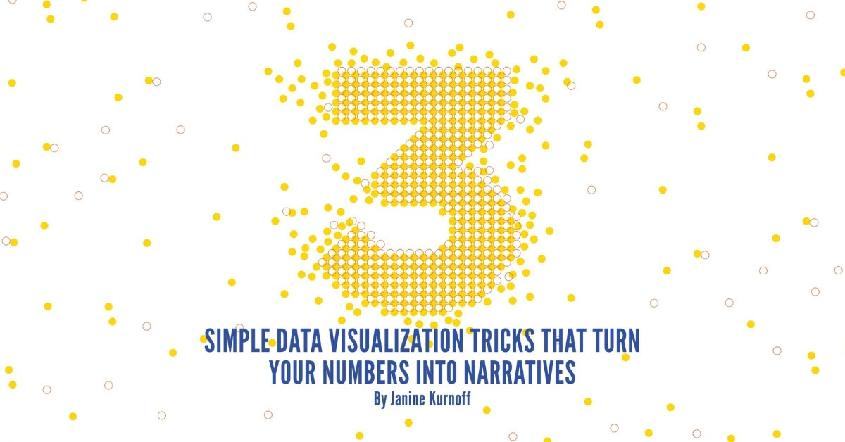 3 Data Visualization Tips_Training Magazine