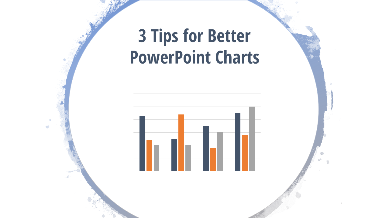 3 tips for better ppt charts_Visual