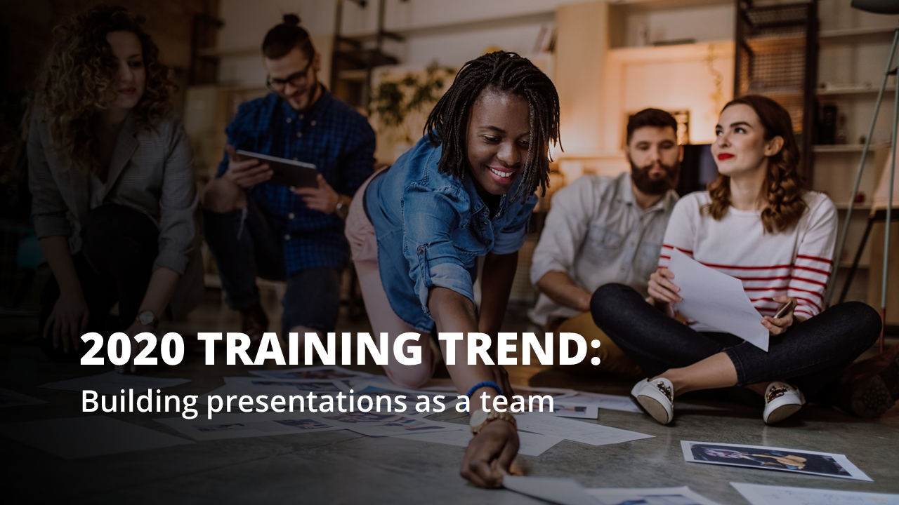 Building Presentations as a team