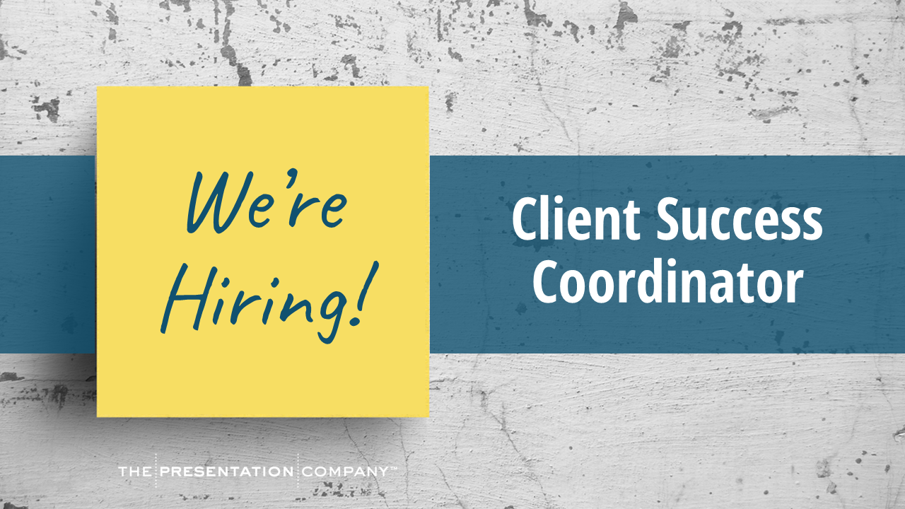 Client success coordinator