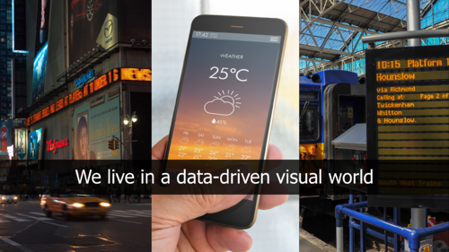 Data Visualization in Everyday Life