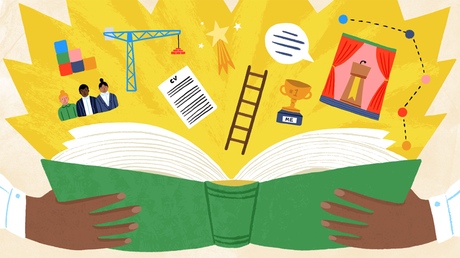Harvard Business Review_Storytelling to Land Your Next Job