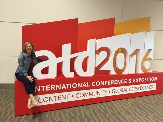 Melony Bravmann at ATD 2016