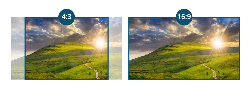 Standard vs. Widescreen PowerPoint Templates