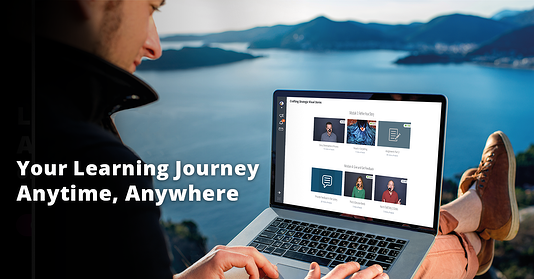 Learning Journey Anytime Anywhere-For blog