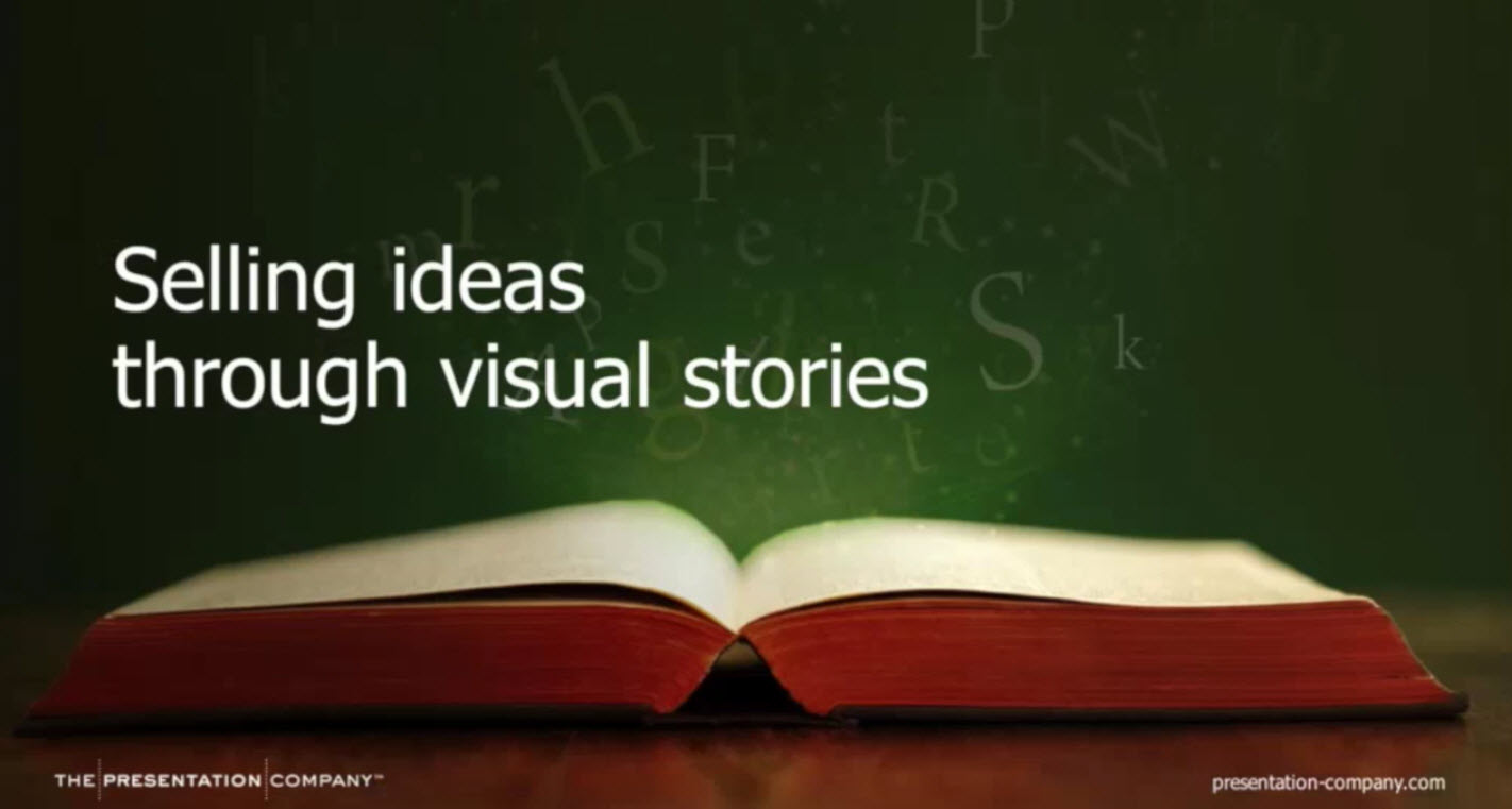 Selling Ideas Through Visual Stories