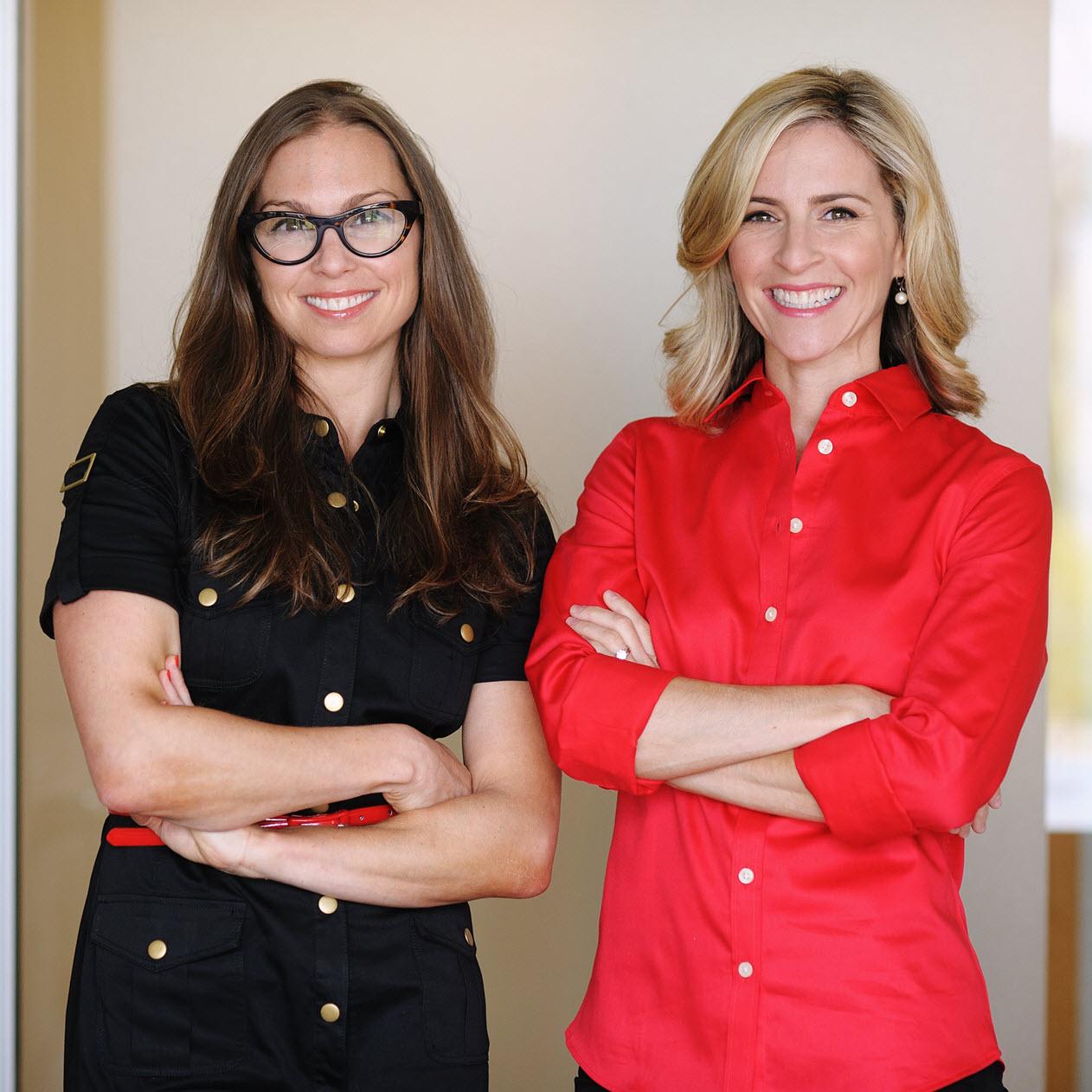 Janine and Lee - Women Entrepreneurs